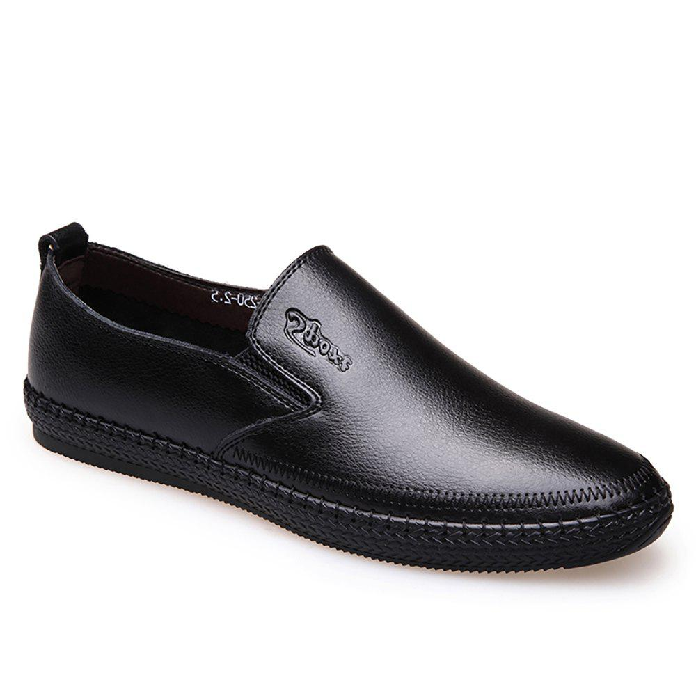Shops Single Shoe Flat Bottomed Casual Shoes