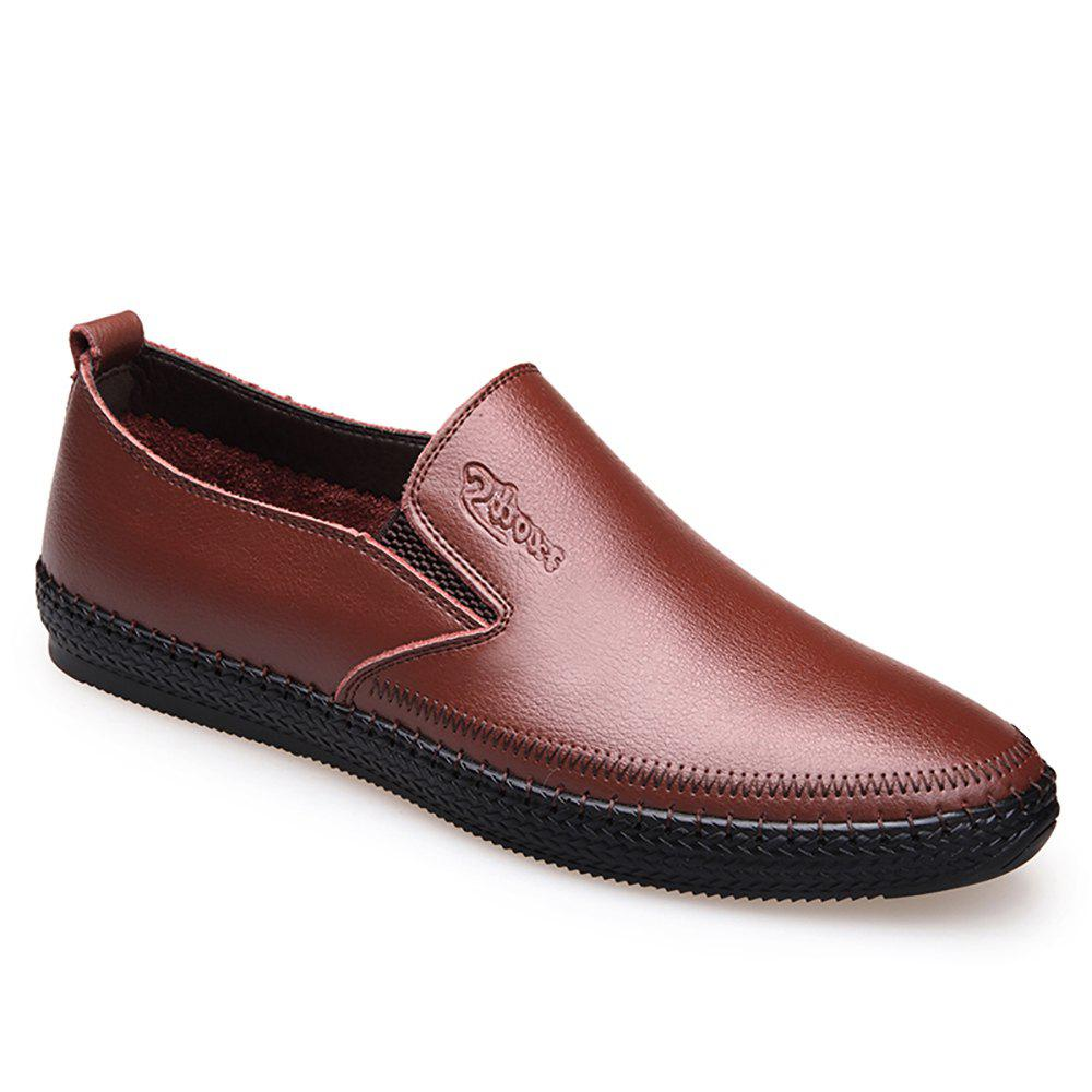 Outfits Single Shoe Flat Bottomed Casual Shoes