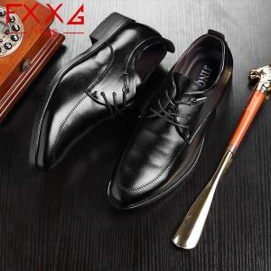 Business Low Leather Shoes -