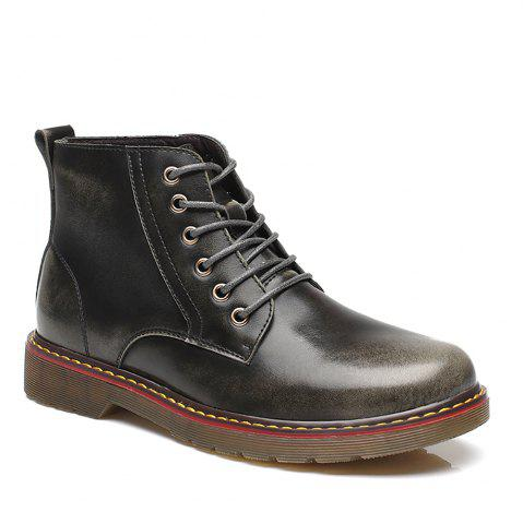 Online Fashion High Leather Boots