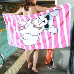 Cotton Printing Beach Towel -