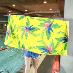 Pure Cotton Beach Towel in Adults -