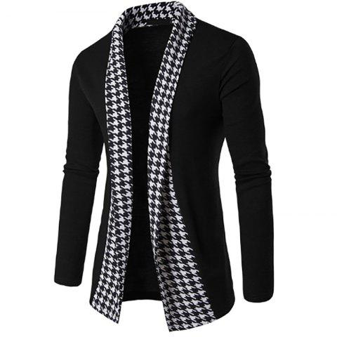 Latest New Placket Cardigan Sweater
