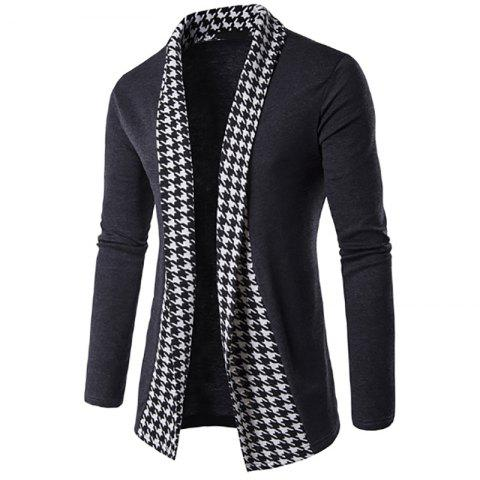 Trendy New Placket Cardigan Sweater