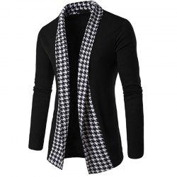 New Placket Cardigan Sweater -