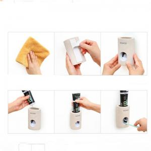 Creative and Simple Paste Automatic Squeezer -