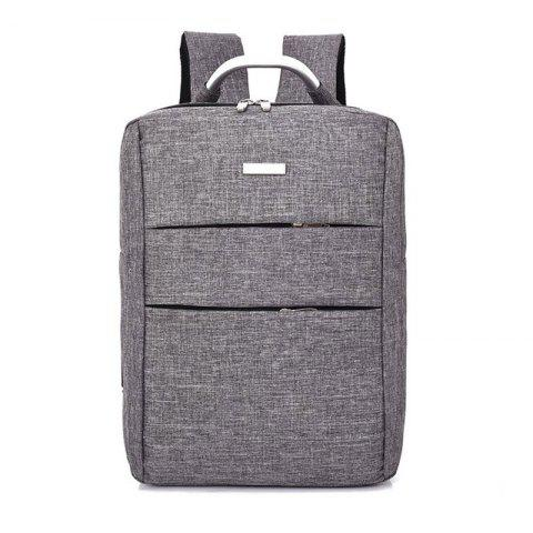 Latest Men's Large Capacity Casual Computer Travel Backpack Multi-pocket Men's Business Bag