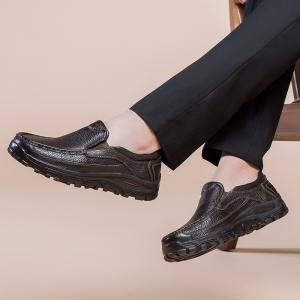 2018 New Outdoor Leather Shoes -