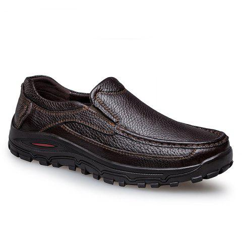 Best 2018 New Outdoor Leather Shoes