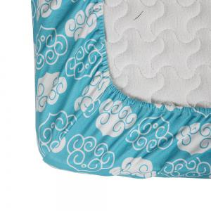 I-Baby 9 Pcs Cotton Printed Crib Bedding -