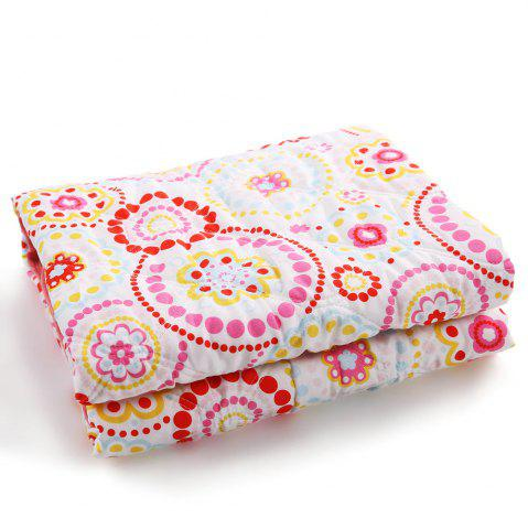 Unique I-Baby Newborn Infant Baby Wrap Sweet Times Cotton Swaddling Printed