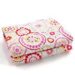 I-Baby Newborn Infant Baby Wrap Sweet Times Cotton Swaddling Printed -