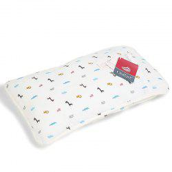 I-Baby Newborn Infant Baby Animal Design Muslin 100 Percent Cotton Crib Bedding Pillow -