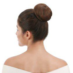 Synthétique Up Do Chignon Cheveux Extension Chignon Chignon -