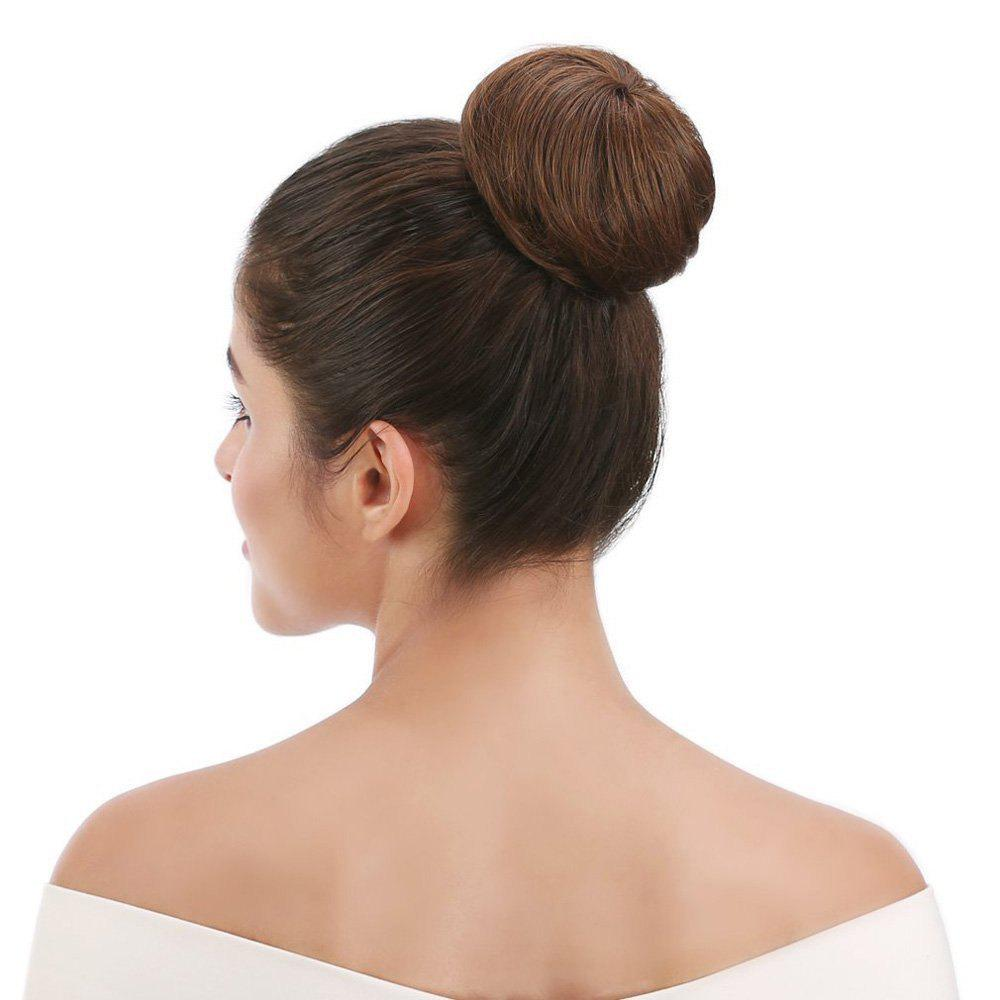 Synthétique Up Do Chignon Cheveux Extension Chignon Chignon