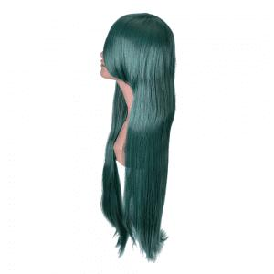 Hairyougo Long Straigh High Temperature Fiber Synthetic Cosplay  Wig 85cm 1pc -