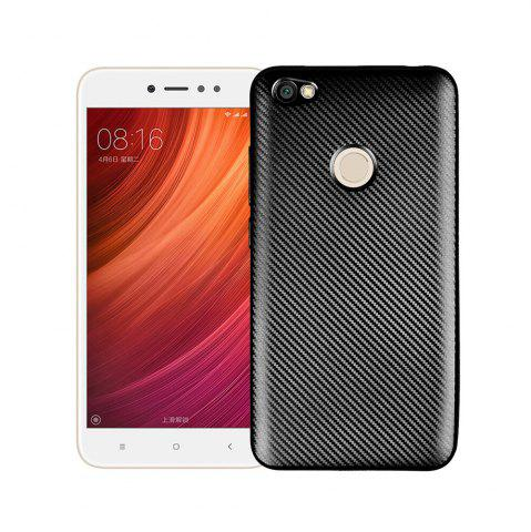 Chic Cover Case for Redmi Note 5A Soft Carbon Fiber Luxury TPU