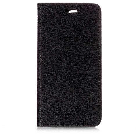 Shops Cover Case for One Plus 5T Card Holder with Stand Flip Full Body Lines / Waves Hard PU Leather