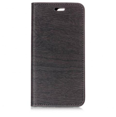 Outfit Cover Case for One Plus 5T Card Holder with Stand Flip Full Body Lines / Waves Hard PU Leather
