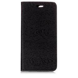 Housse de protection pour porte-cartes One Plus 5T avec support Flip Full Body Lines / Waves Hard PU cuir -