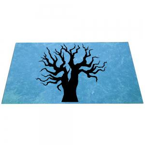 Abstract The Whole House Available Carpet Mat -