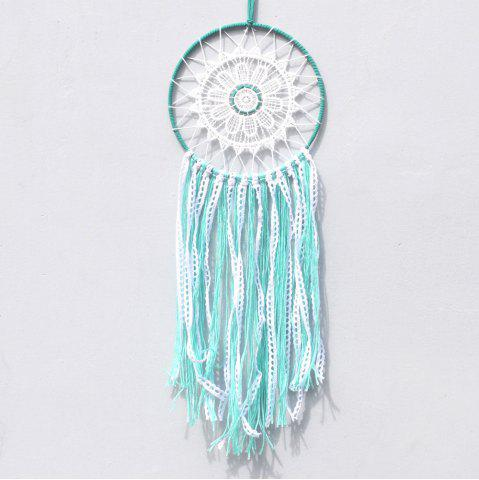 Outfit Green Bud Dreamcatcher Creative Hand-Made Woven Accessories