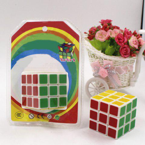 Fashion Souptoys Nissan Mini Booth Competition Special Magic Square Science  Education Toys