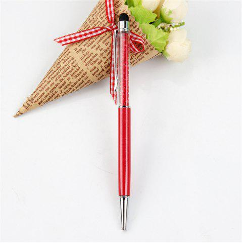 Best 2 in 1 Slim Stylus Touch Ballpoint Multi Function Tablet Pen for iPad iPhone Smartphone Tablet