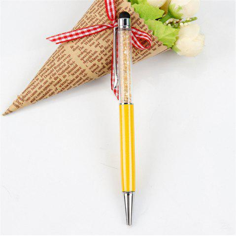 Outfit 2 in 1 Slim Stylus Touch Ballpoint Multi Function Tablet Pen for iPad iPhone Smartphone Tablet