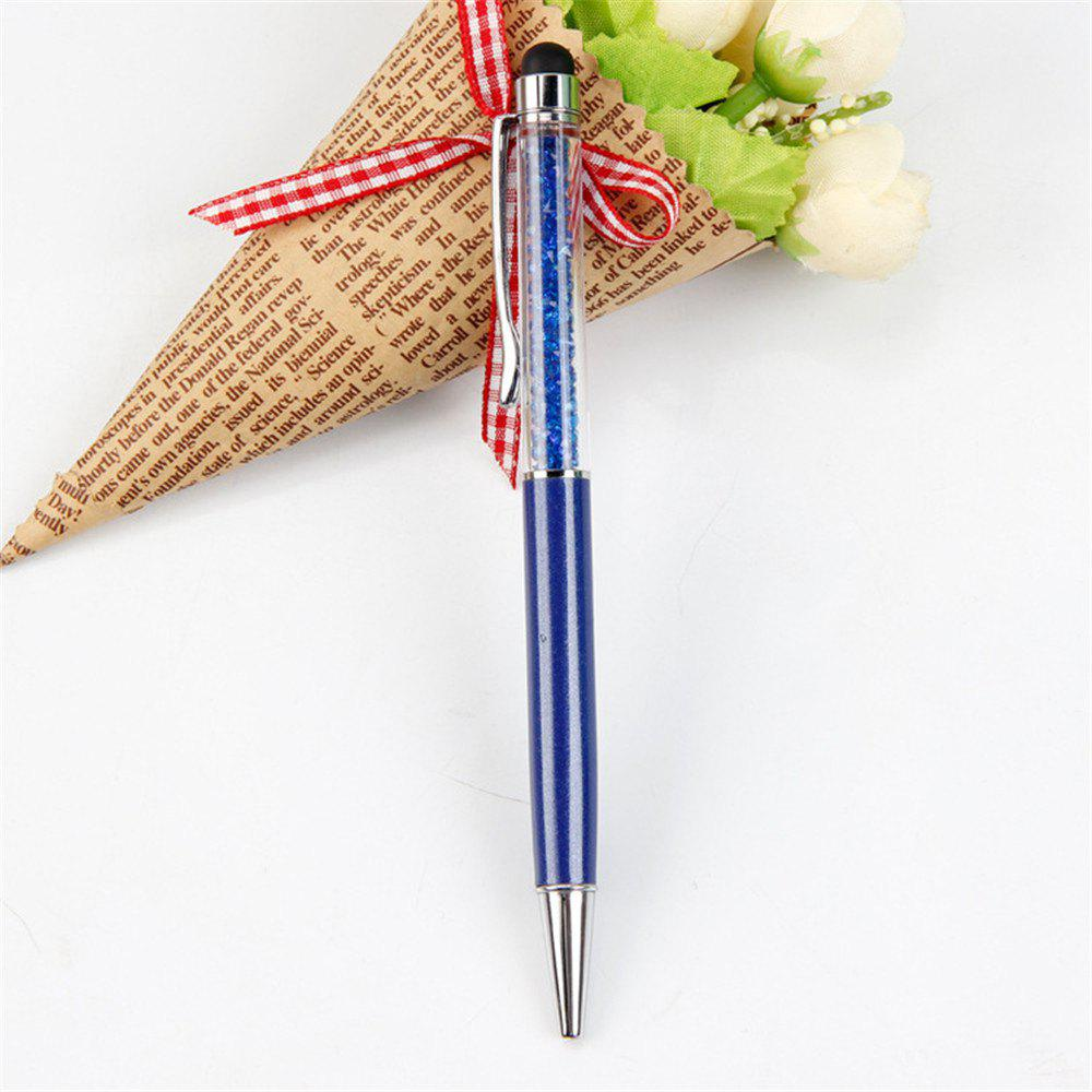2 в 1 Slim Stylus Touch Ballpoint Multi Function Tablet Pen для iPad iPhone Смартфон планшета