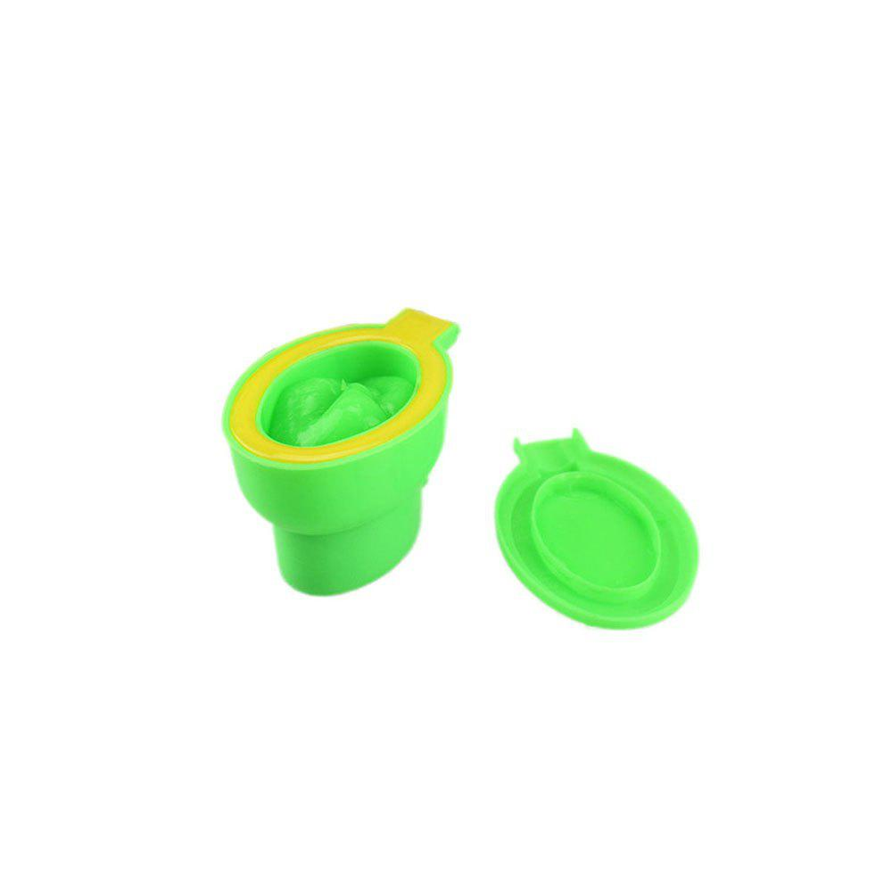 Ivy Non-toxic Polymer Noise Putty Surprise Squishy Jumping Clay Fart Toy RoseGal.com