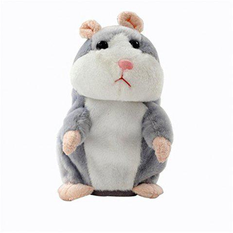 Cheap Talking Hamster Mouse Pet Plush Toy Cute Speak Talking Sound Record Doll Educational Children Gift