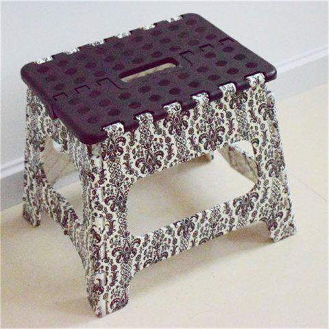 Affordable Non Slip Small Folding Step Stool For Adults Or Children Portable Stool