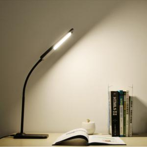 BRELONG LED Table Lamp Dimming Study Reading Lamp USB Output Charging -