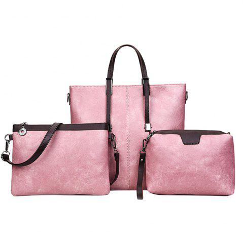 Online Women's Three-Piece Messenger Lady Portable Shoulder Small Bag