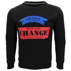 Slim Casual Sweatshirt for Men -