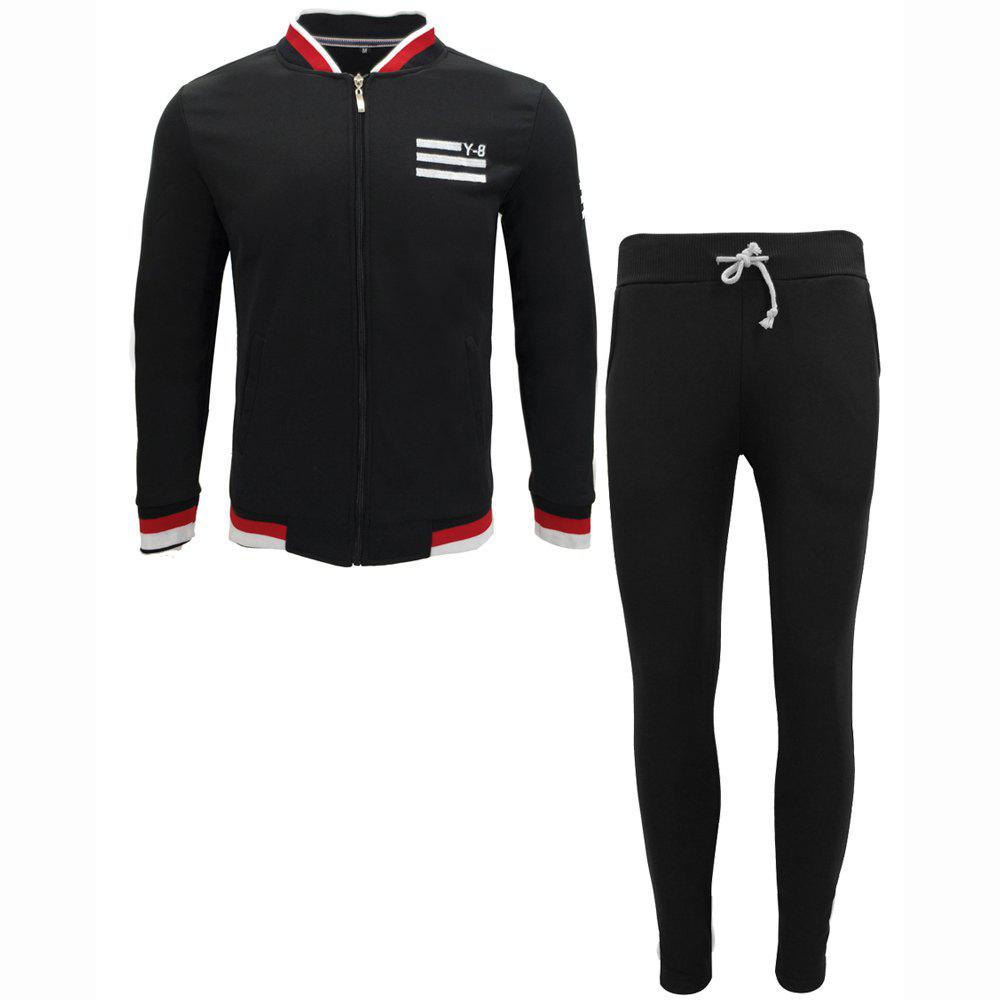 Cheap Clothing Autumn Jacket Casual Trousers Sports Suit