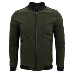 Spring And Autumn Youth Men'S Sportswear Jacket -