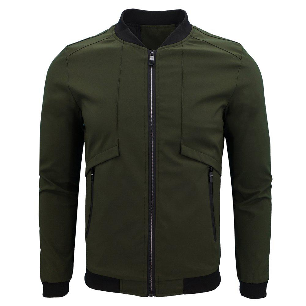 Outfits Spring And Autumn Youth Men'S Sportswear Jacket