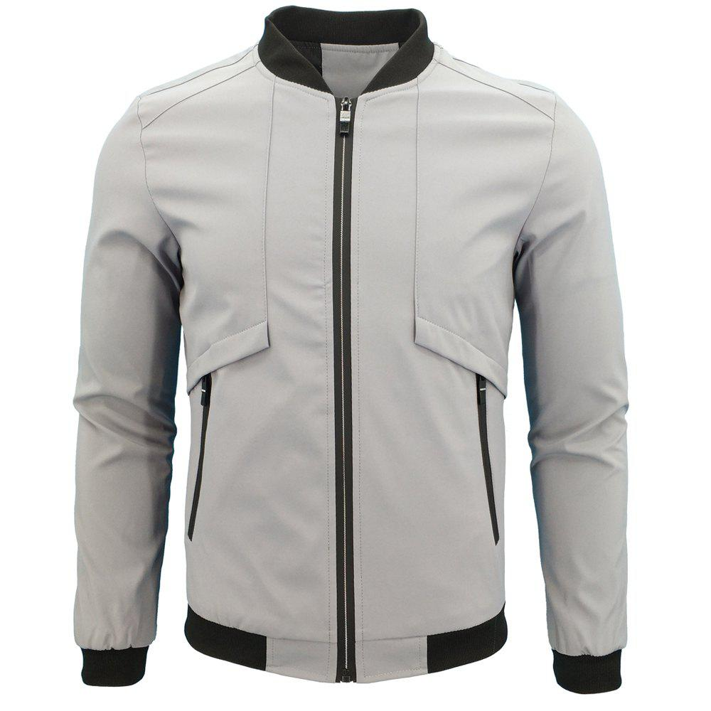 Fancy Spring And Autumn Youth Men'S Sportswear Jacket