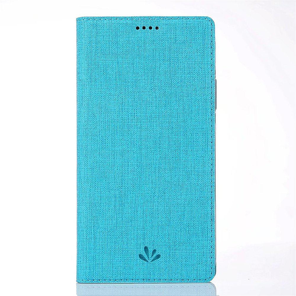 Outfit Multi-function Smart Protection Leather Cover with Plug-in Card for Huawei Honor V10