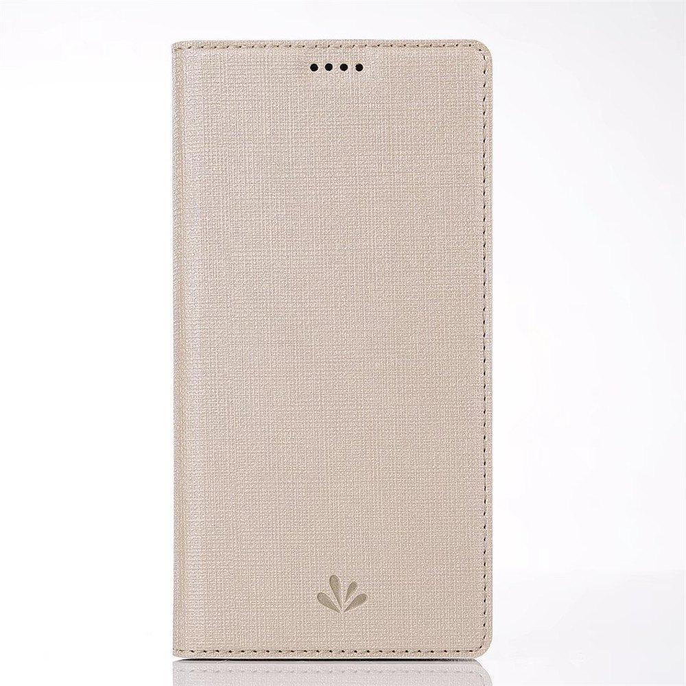 Affordable Multi-function Smart Protection Leather Cover with Plug-in Card for Huawei Honor V10