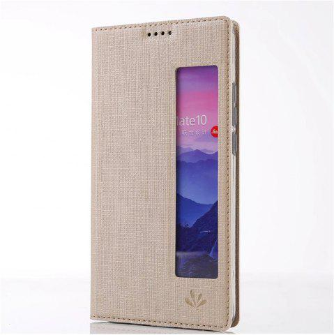 Outfit Dormant Intelligent Wake Protection Shell For HUAWEI Mate 10 Pro Cover