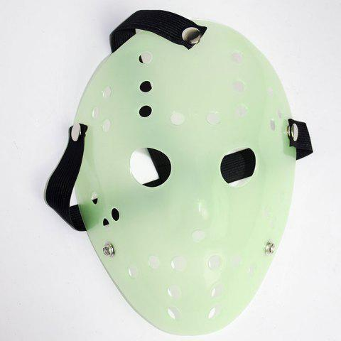 Discount Halloween Masquerade Mask Horror Resin Christmas