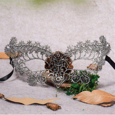 Outfit Sexy Halloween Colorful Lace Goggles Nightclub Fashion Queen Female Sex Eye Masks for Masquerade Party Ball Mask