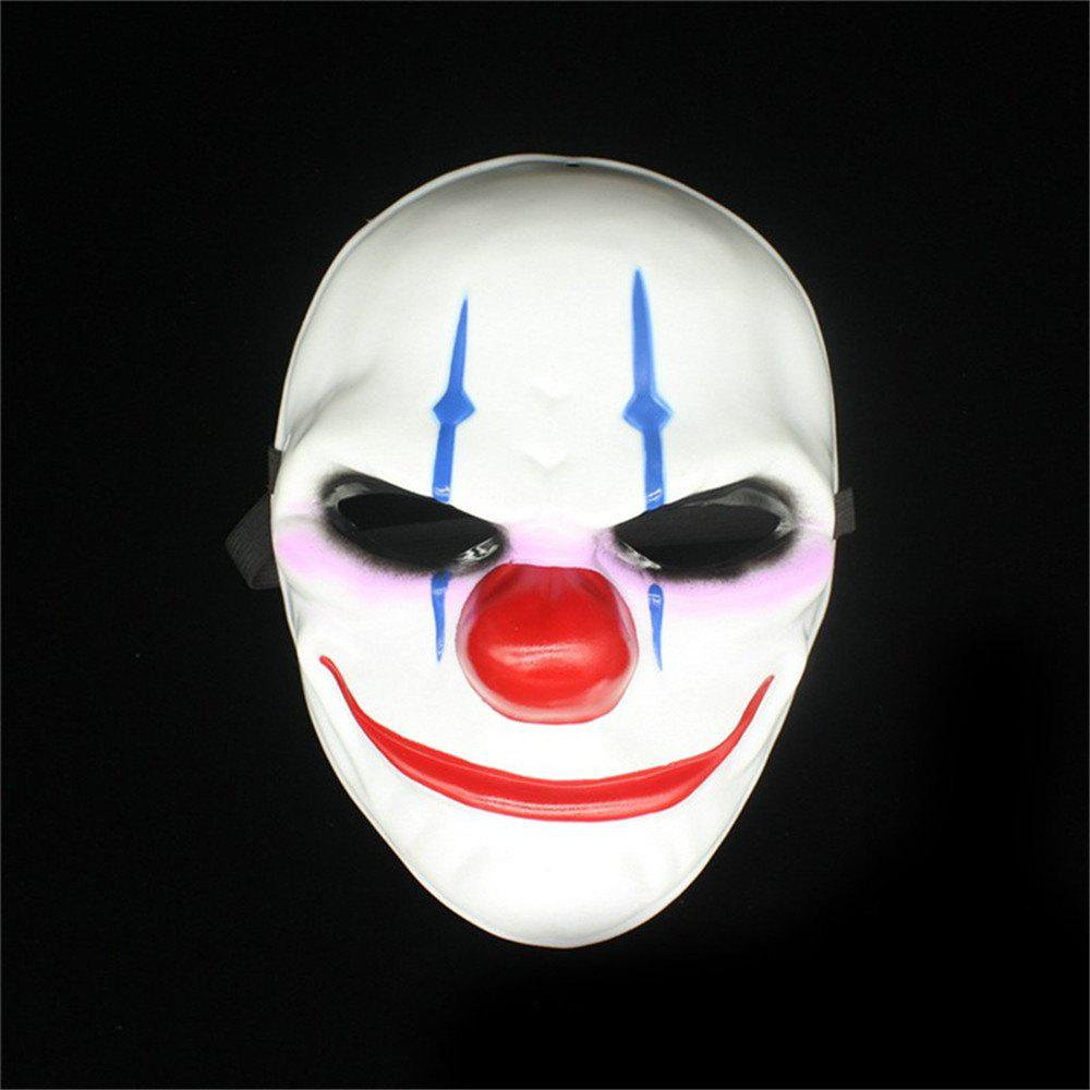 Chic Halloween Horror Mask Newest Topic Game Series Plastic Masquerade Supplies