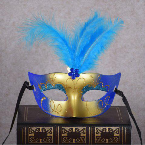 Hot New Party Masquerade Masks Halloween Christmas Feather Mask Fashion Women Sexy Half Face Masked