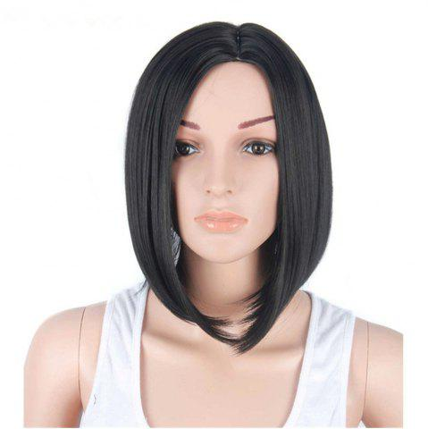 Shops CHICSHE Synthetic Short Wigs for Black Women Black Bob Pixie Cut Hair