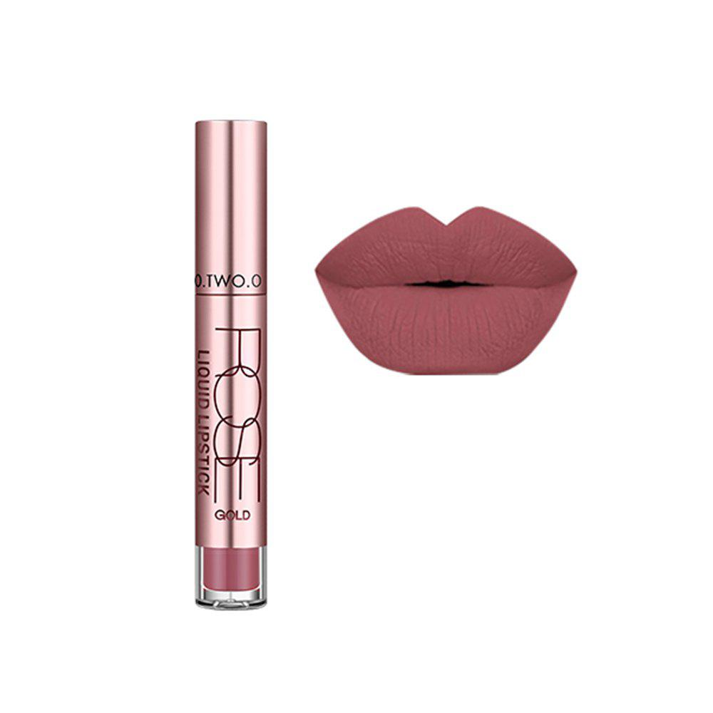 Chic OTWOO Best Sale Hot Cosmetics Makeup Long Lasting Waterproof Easy to Wear Matte Lipstick