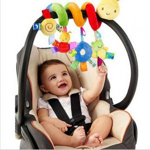 Baby Pacifier Toy Color Bed Around -